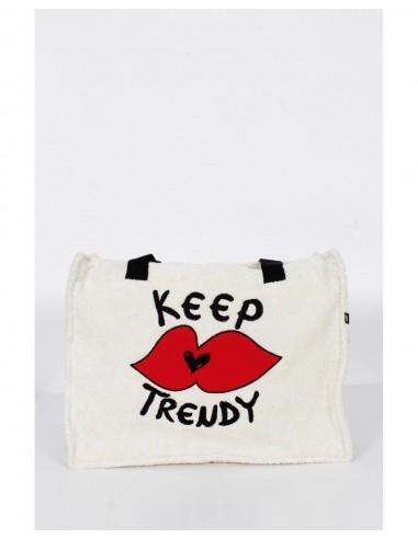 Bolso Shopper Keep Lovers (Tejido...