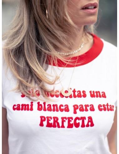 CAMISETA ''PERFECTA''